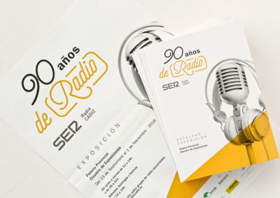 Cadena SER – Catálogo Exposición Radio Cádiz Cadena SER 90 años
