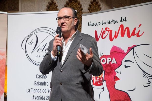 Innauguración restaurante Casino de Grupo Velez