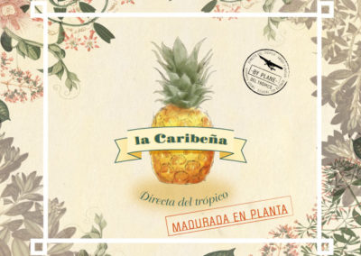La Caribeña – Packaging