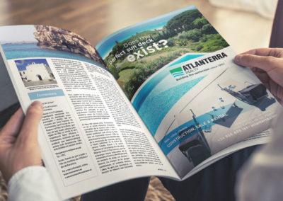 Atlanterra – Campaña