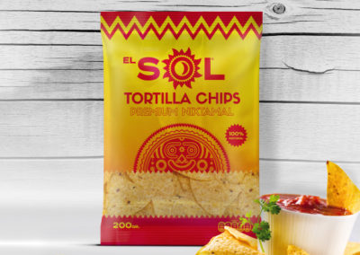 El Sol – Packaging