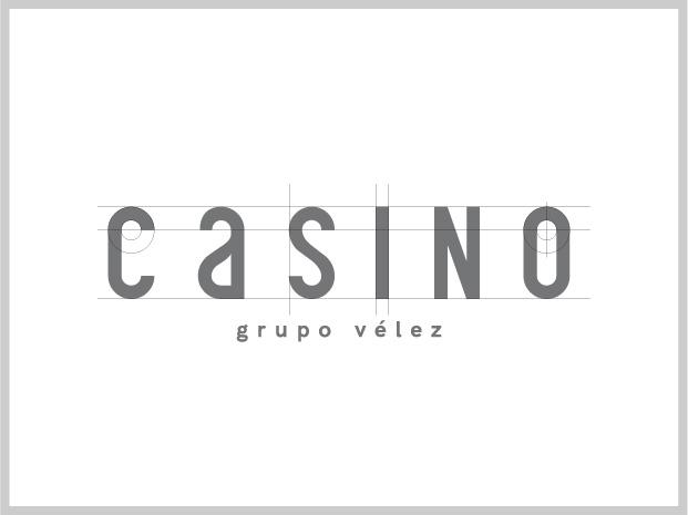 Diseño de imagen corporativa para el bar El Casino de Grupo Velez