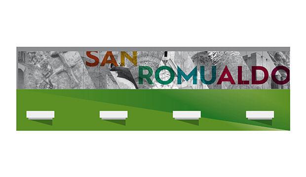 Diseño del Castillo de San Romualdo