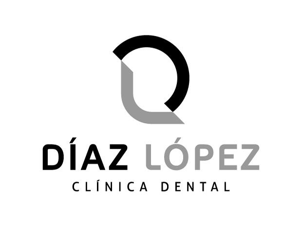 Clínica dental Díaz López Diseño de imagen corporativa