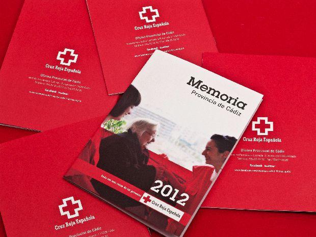Cruz Roja memoria 2012