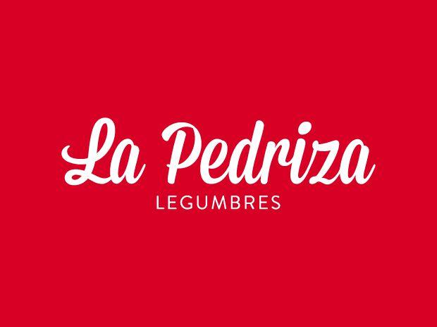 Alimentos La Pedriza diseño de logotipo