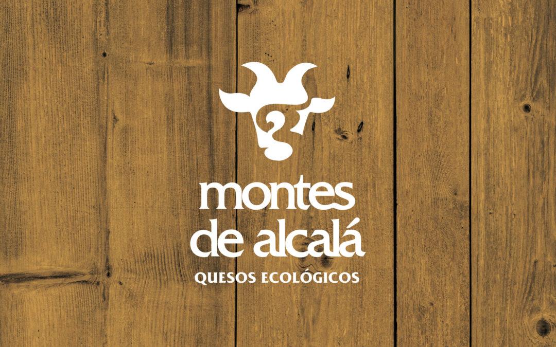 Quesos Montes de Alcalá – Logotipo