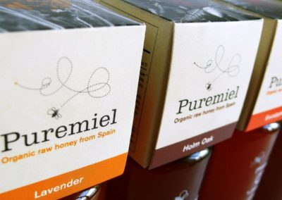 Puremiel – Packaging